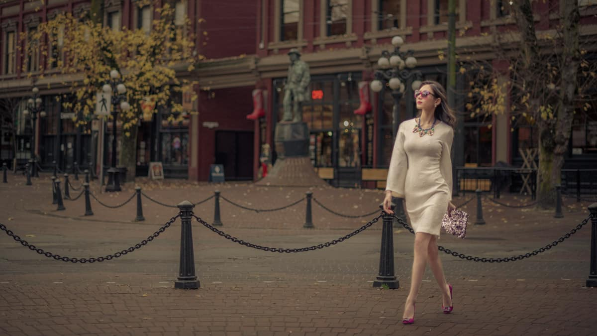 Mandy Fashion Editorial Gastown