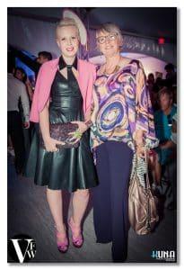 Vancouver Fashion Week Celebrities