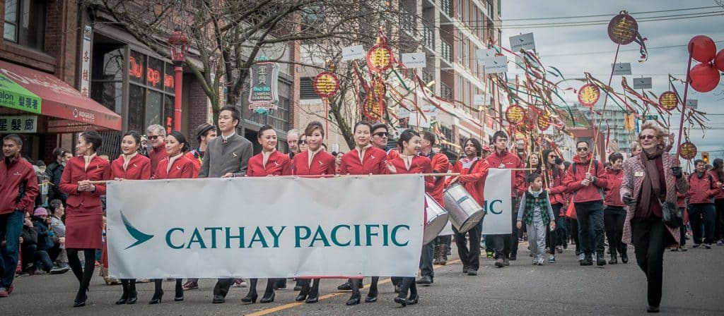 VanCity Lunar New Year Parade 2015