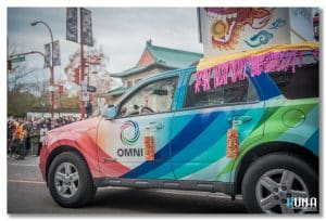 VanCity Lunar New Year Parade 2015